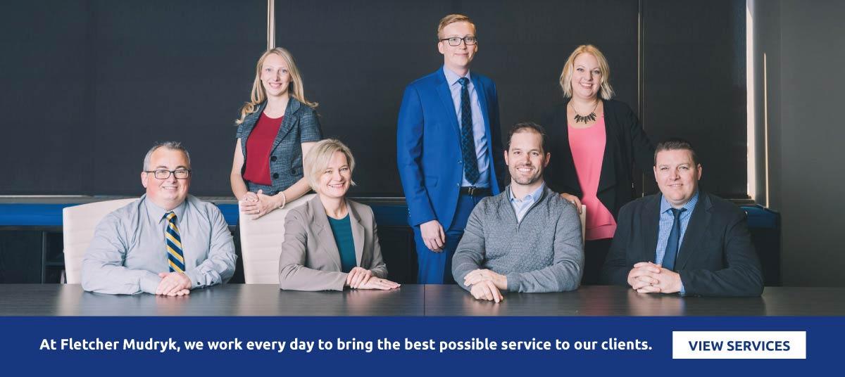 Fletcher Mudryk - Grande Prairie Chartered Professional Accountants