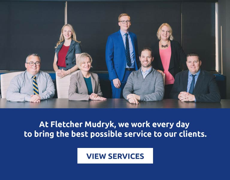 Fletcher Mudryk - Grande Prairie Chartered Professional Accountants